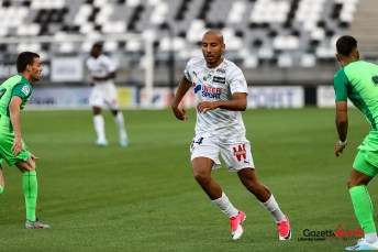 football - ligue 1 - amiens sc vs leganes amical - aleesami haitam_0001 leandre leber - gazettesports