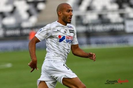 football - ligue 1 - amiens sc vs leganes amical - aleesami haitam_0002 leandre leber - gazettesports