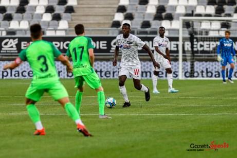 football - ligue 1 - amiens sc vs leganes amical - eddy gnahore _0031 leandre leber - gazettesports