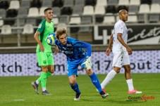 football - ligue 1 - amiens sc vs leganes amical - regis gurtner _0003 leandre leber - gazettesports