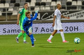football - ligue 1 - amiens sc vs leganes amical - regis gurtner _0004 leandre leber - gazettesports