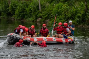 hockey sur glace - les gothiques - team building - rafting 0091 - reynald valleyron - gazettesports