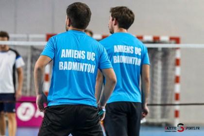 BADMINTON: AUC Badminton on the crawl to kick off the season