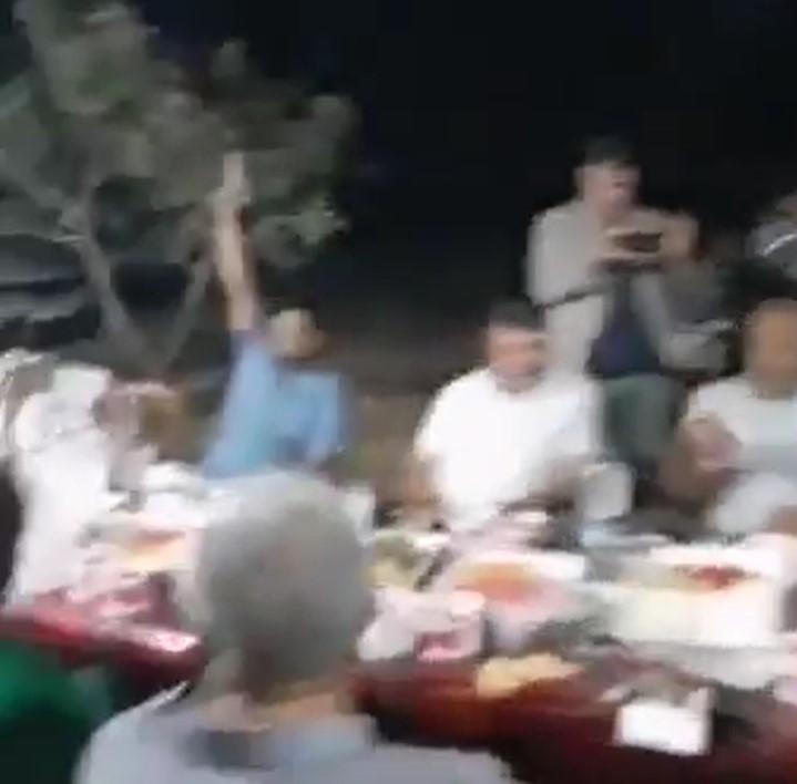 CHP'li başkandan şaşırtan korona virüs partisi