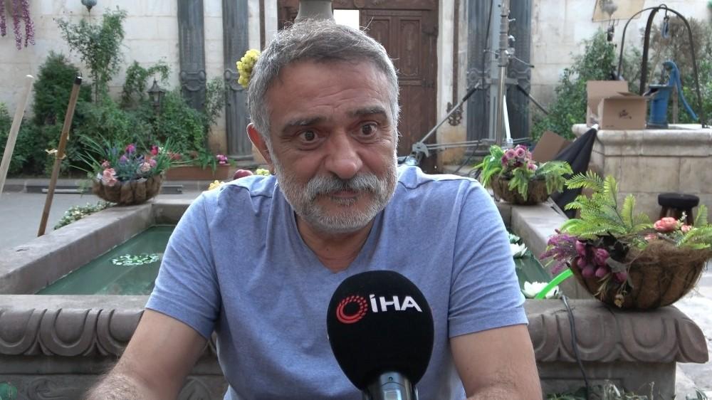 Çiftlikbank'ın reklam yüzü ünlü oyuncu Mehmet Çevik konuştu