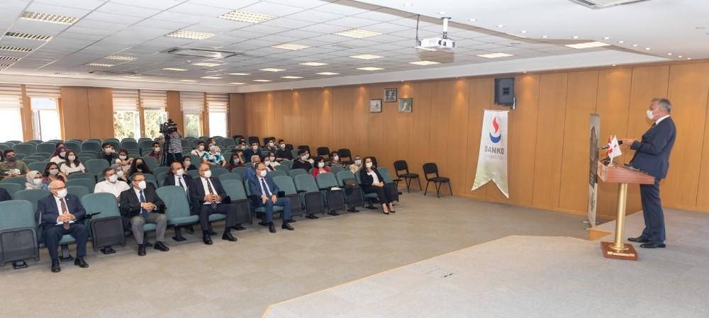 Sanko Üniversitesi tıp fakültesi'nde ilk ders
