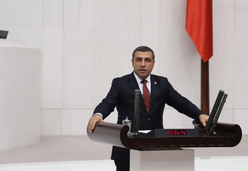Milletvekili Taşdoğan'dan plazma bağışı çağrısı