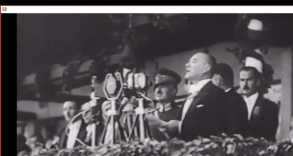 Sanko Üniversitesi'nde 10 kasım Atatürk'ü anma programı