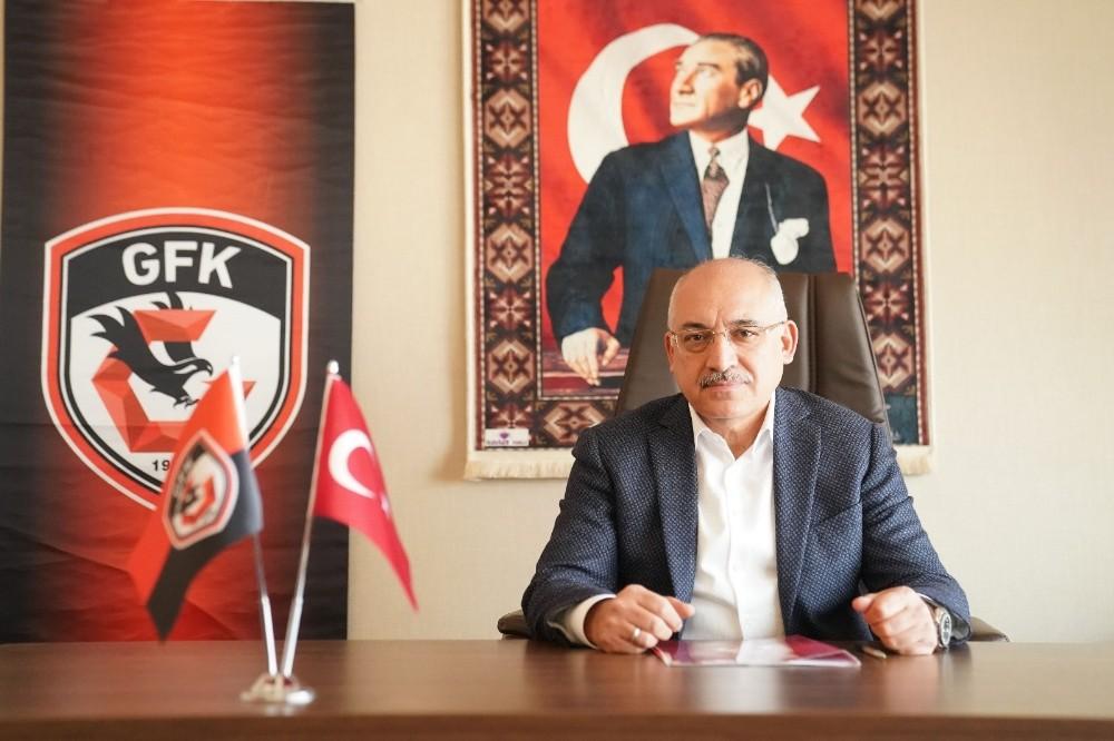"""Gaziantep FK Başkanı Mehmet Büyükekşi: """"Rehavete kapılmayacağız"""""""