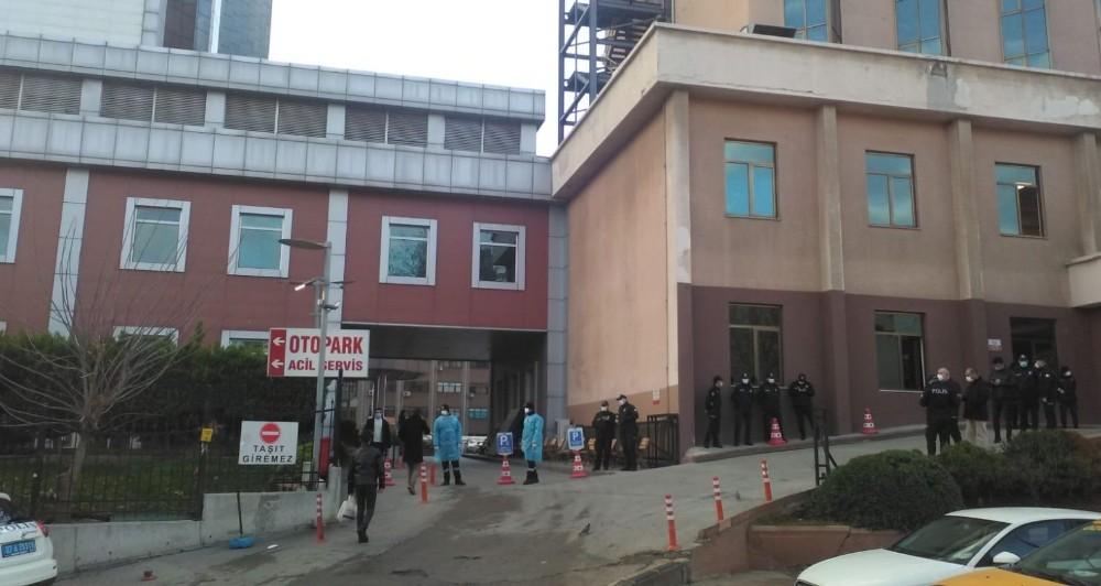 Sanko Üniversitesi COVİD 19 yoğun bakım ünitesinde yangın: 8 ölü