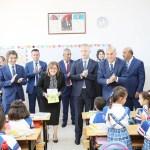 2019-2020 eğitim öğretim yılının ilk ders zili çaldı