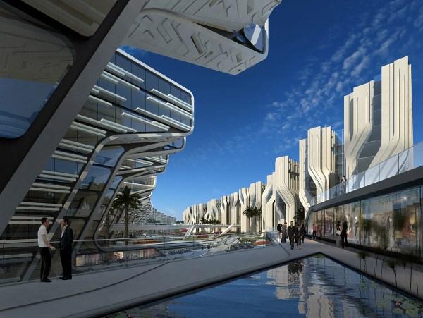 Architecture Future