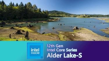 Alder Lake-Sのベンチマークがまた出現。最大4GHzで32スレッドまで対応?