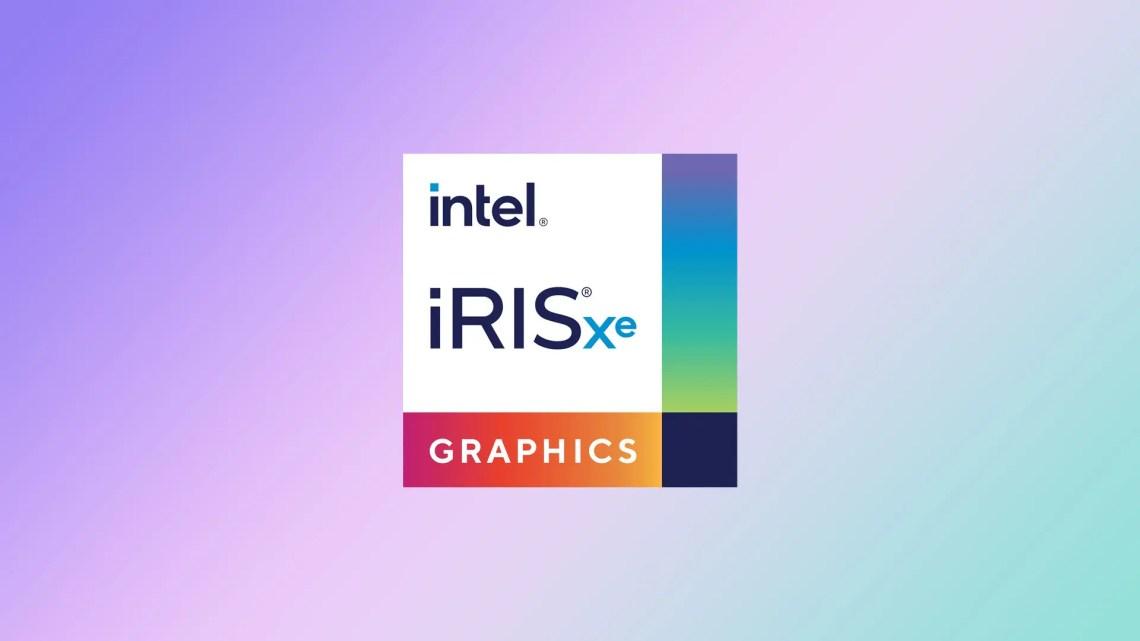 IrisXe eyecatch