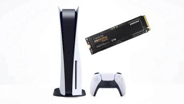 PlayStation 5のM.2 NVMe ストレージ拡張サポートは夏から開始予定