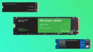Western Digitalから安価なSSD WD Green SN350が登場