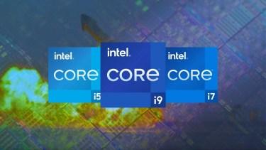 2021年春からIntel Rocket Lake CPUの出荷量は減少する可能性