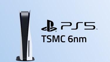 改良型PlayStation 5は6nmに移行。2022年末頃に発売か