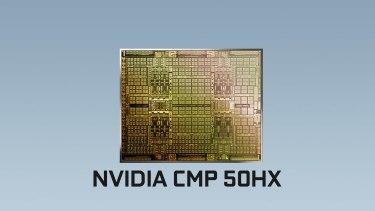 MSIがCMP 50HXを公開。RTX 2080 Tiと若干異なる仕様