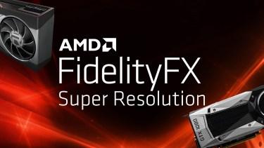 GPU不足に朗報。FidelityFX Super ResolutionはGTX10シリーズにも対応