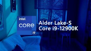 Core i9-12900KのCinebench R23スコアは3万越え。R9 5950Xより7%高速