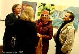 Gazmend Freitag, Ursula Pfeiffer, Blerim Hoxhaj- © Joe Leitner
