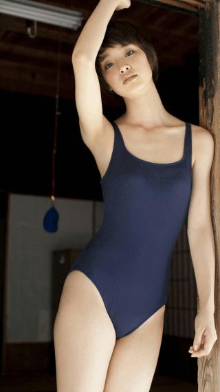 紺 スク水