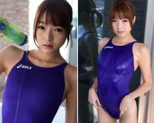 競泳水着 エロ
