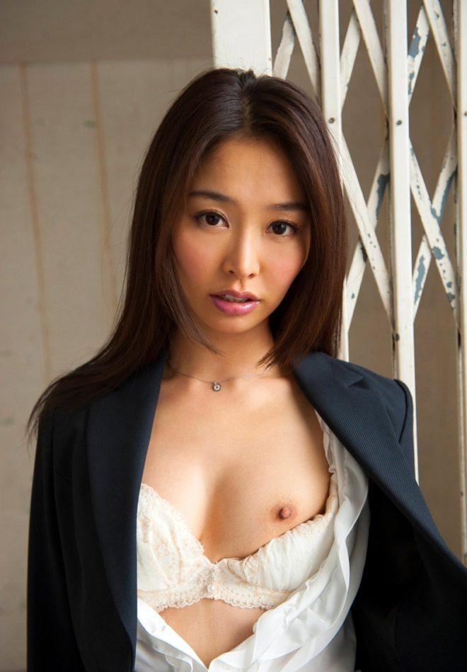 夏目彩春ヌード (27)