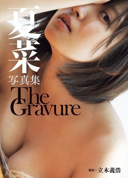 夏菜写真集「The Gravure」 - 写真集