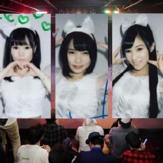 アイドルハメ撮り映像 3人組ユニット「アイスクリームボンボン」エロ画像