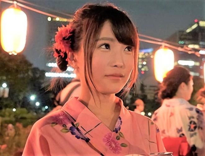 三田ゆい_お天気お姉さん