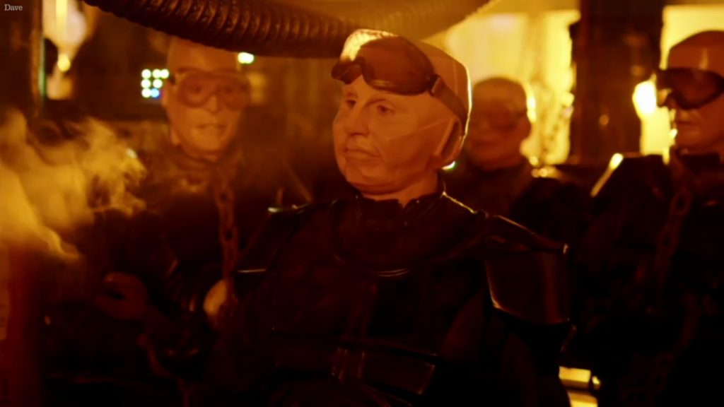 Image result for red dwarf xii siliconia