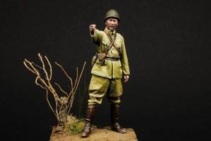 I.J.A. Officer – 1944