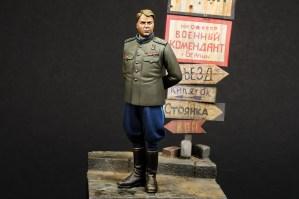 NKVD Officer – Berlin 1945