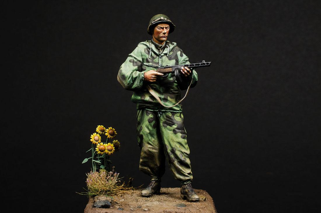 Soviet Scout – Summer 1943