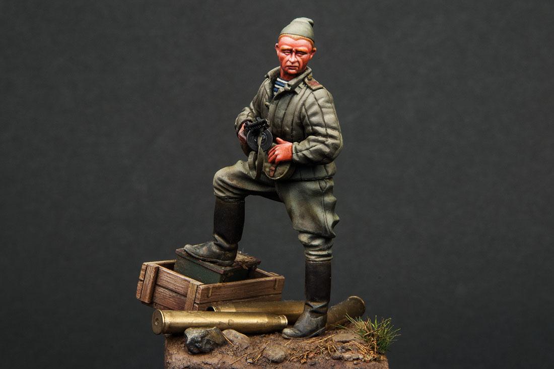 Mladshiy Serzhant – 1944