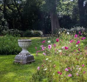 Vue du jardin