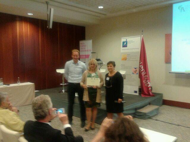 Gaztenpresa recibe una Mención Especial en el Premio Buenas Prácticas en Microfinanzas en Europa