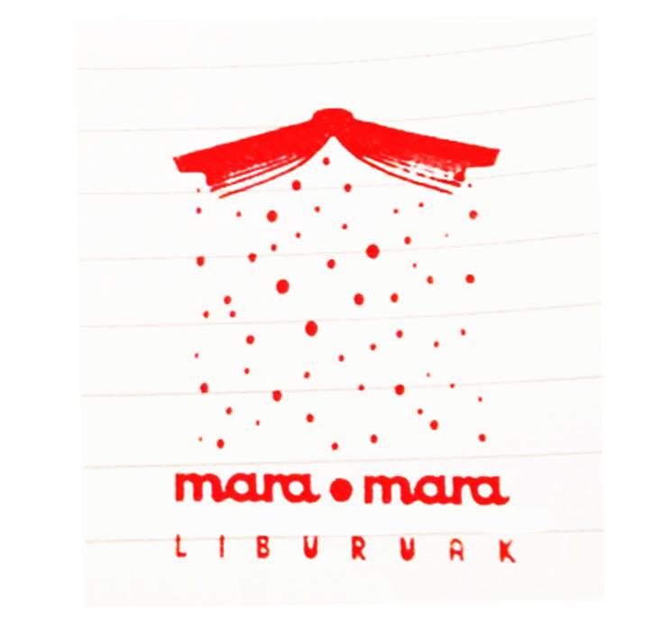 Liburuak Mara Mara logo
