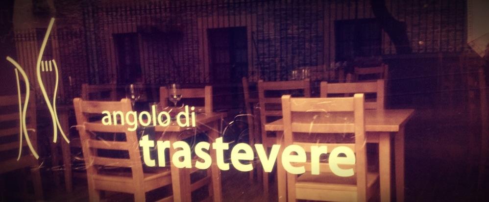 angolo di trastevere restaurante italiano en Vitoria