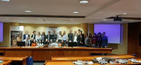 Claret Askartza, ganador de la IX Edición del Concurso PREUNICA de Marketing y emprendimiento