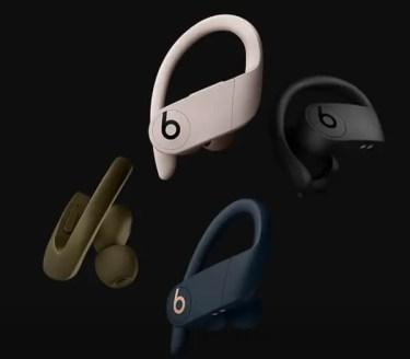 「iPhone XS Max」とも「Android」とも一緒に使いたくなる。「PowerBeats Pro」が「Amazon」で予約開始。