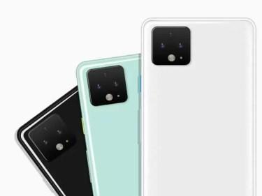 あなたは購入しますか?「Google Pixel 4」と「Google Pixel 4 XL」の完成形に近いレンダリング画像が公開に。