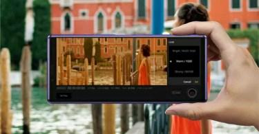 SONYは「Xperia 1」の「カメラ」に絶対的な自信を?「DxOMark」が近日中に正式にスコアが公開に。
