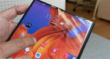 悲報。Huawei Mate Xはまだ市場で発売するための準備が完了していない。