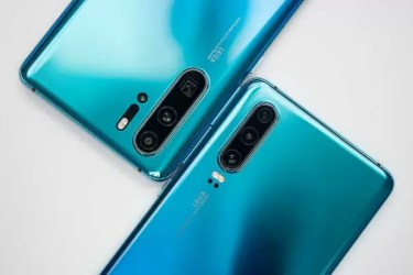 Huawei P30/Huawei P30 Proはセルフィーでもナイトモードに対応へ。