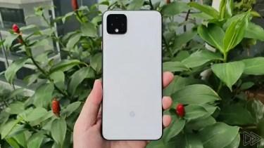 ありえるのか。「Google Pixel 4」は「7色」展開に