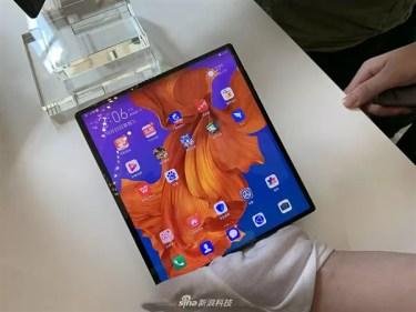 いよいよ「発売」開始。「Huawei Mate X」僅か「数分」で完売