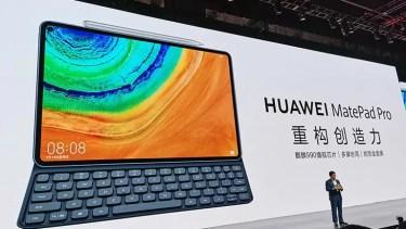 「タブレット」開発も尽力。「Huawei MatePad Pro」大型ディスプレイモデルがまもなく発表に?